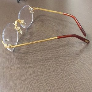 050b1c81eb Cartier Accessories - Cartier men s glasses. No prescription added to it